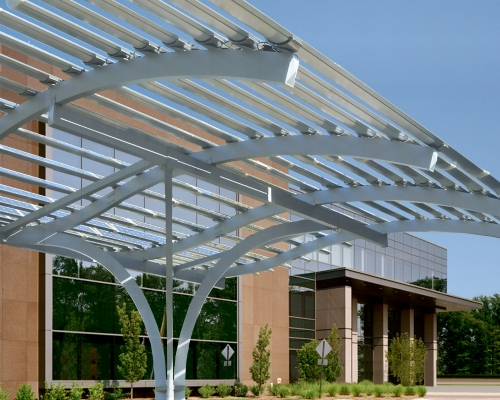 Myriad Power Solar Parking Canopies